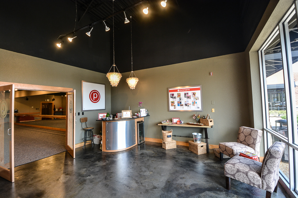 virginia beach interior design pure barre style by design