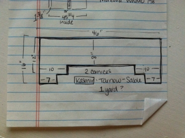 cornice measurements style by design