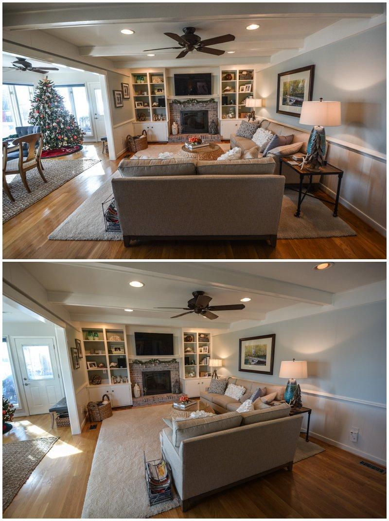 Virtual Design Living Room: HAMPTON ROADS INTERIOR RENOVATION » Style By Design