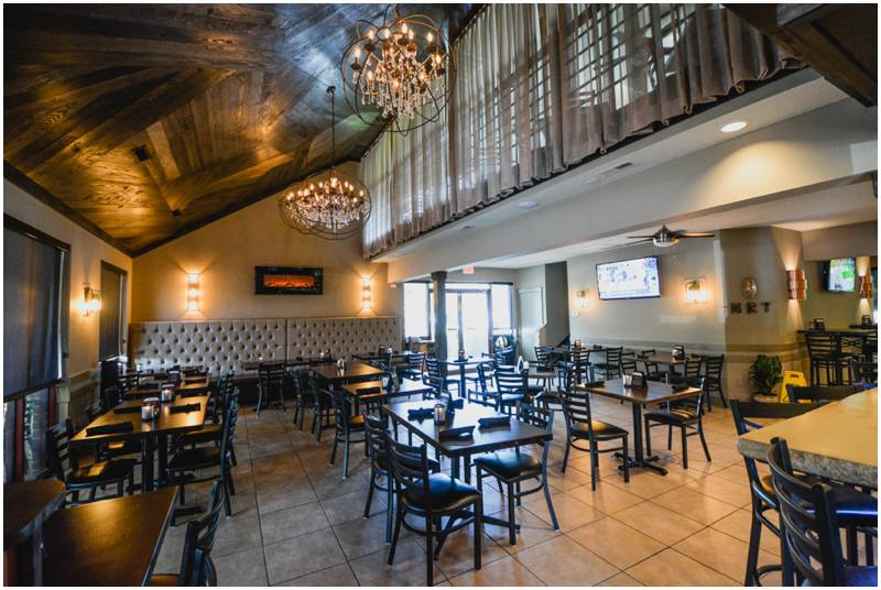 Virginia Restaurant Design New River Taphouse 187 Style By